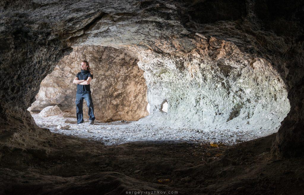 Печера Мартинівка у Чернівецькій області