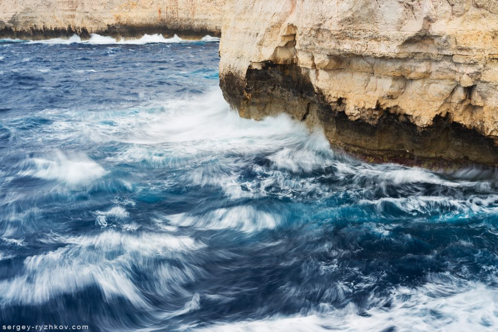 Coastline of Maltese Islands