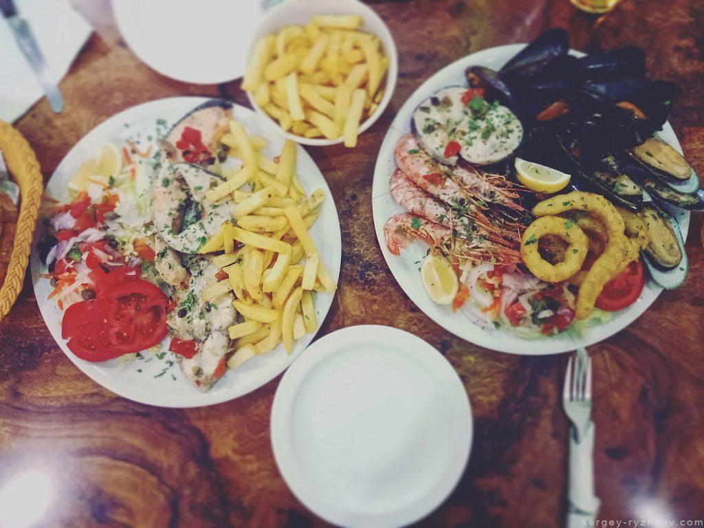 Страви середземноморської кухні
