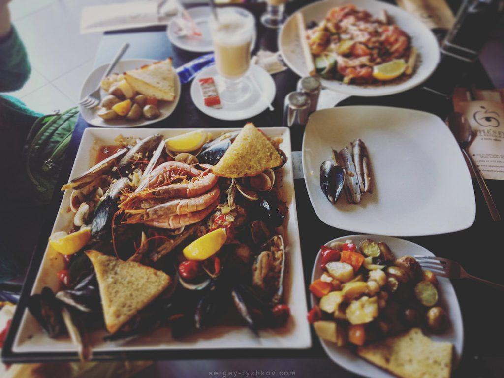 Що поїсти на Мальті