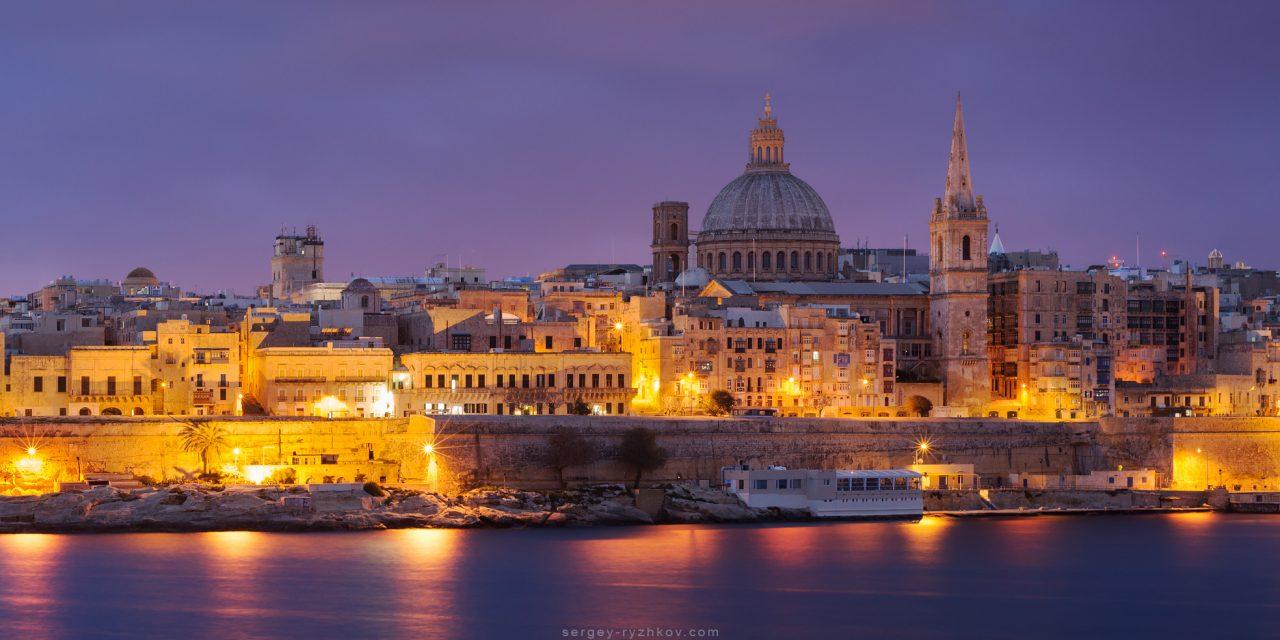 Мальта. Сліма та навколо неї