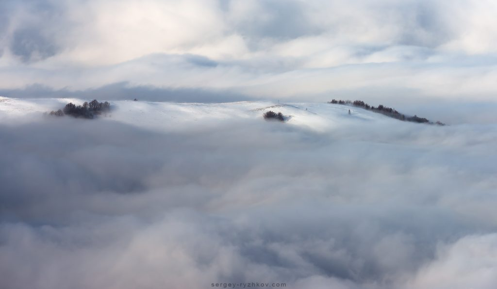 Тумани на Боржаві