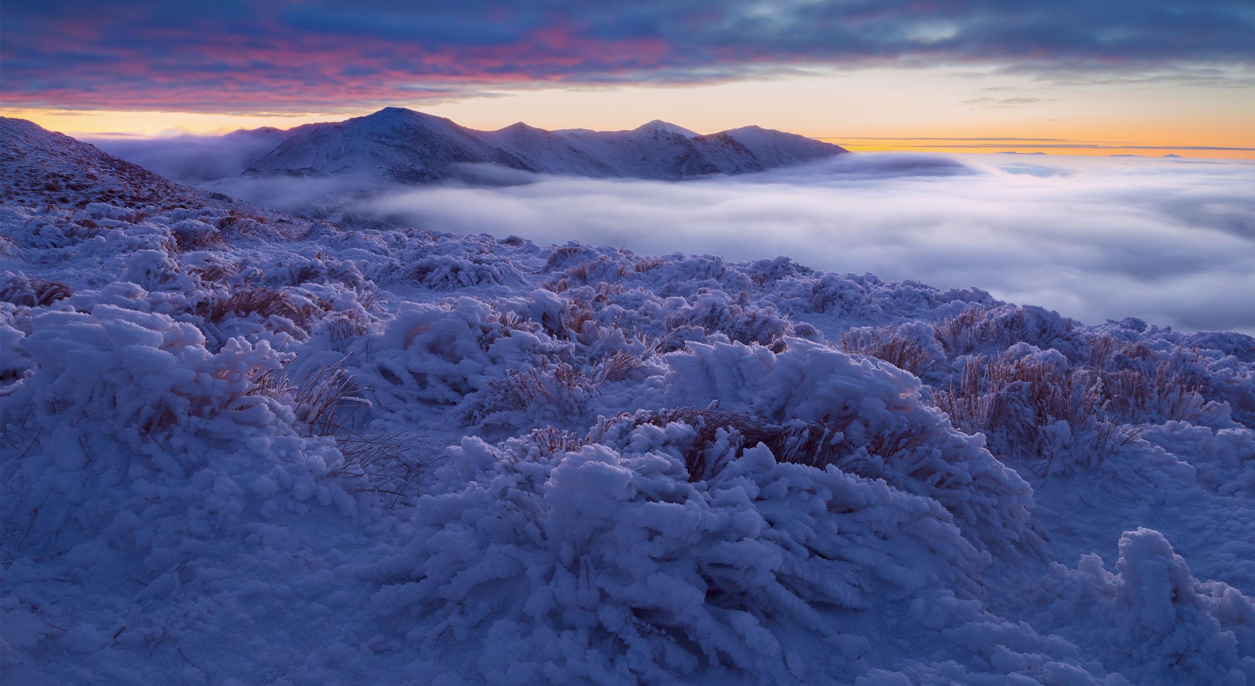 Rodna Mountains (Muntii Rodnei) Romania