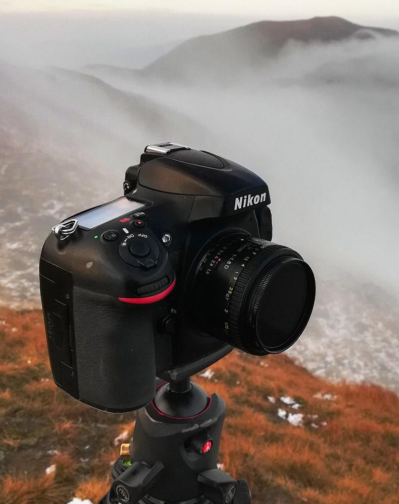 Фотокамера Nikon D800