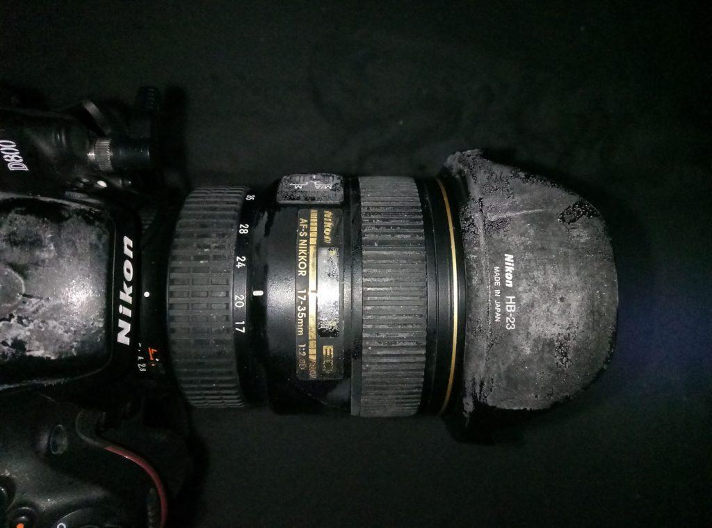 Фотокамера в інеї