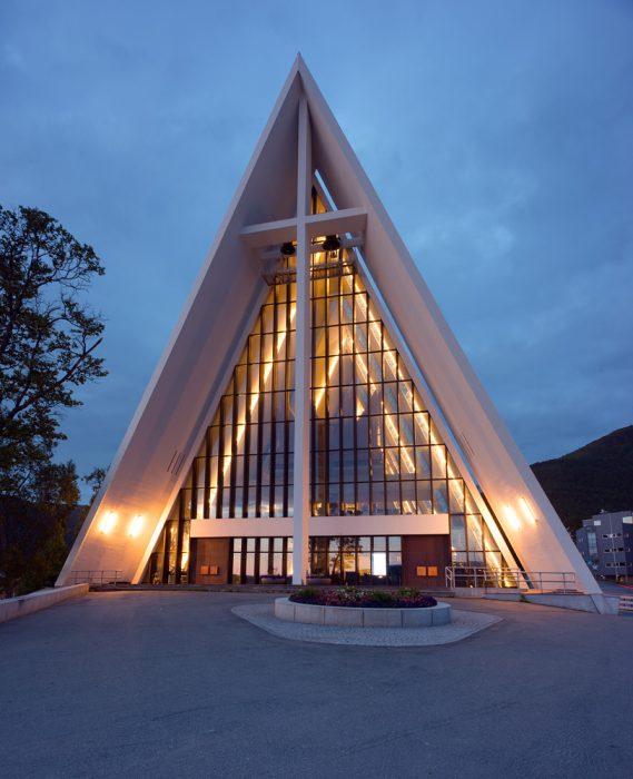 Арктичний собор у Тромсе