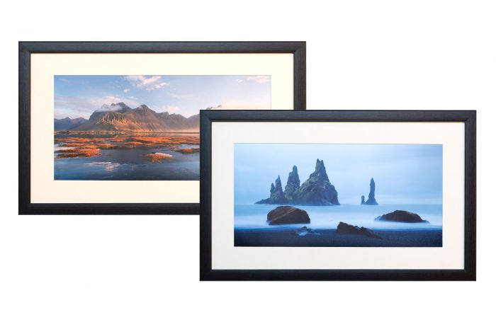 Photo print. Iceland Pano