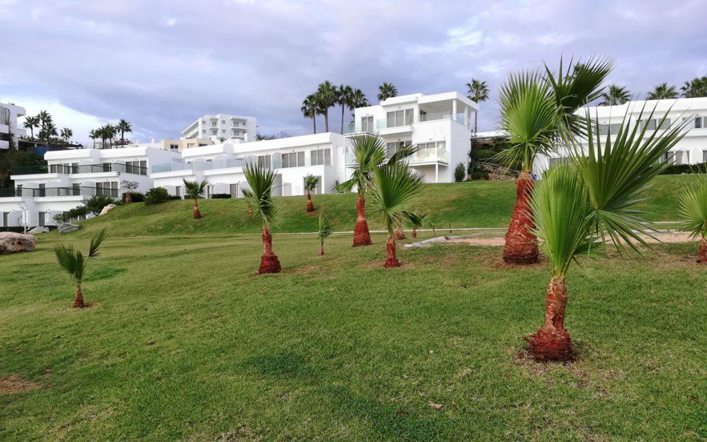 Курортне місто на Кіпрі