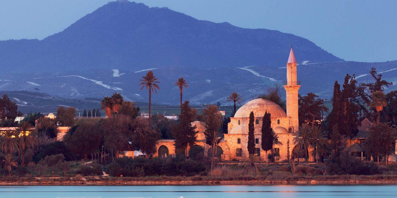 Кіпр на Різдво
