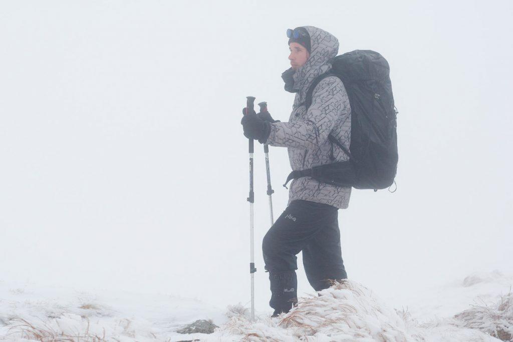 Сергій Рижков. Фотозйомка гірського пейзажу